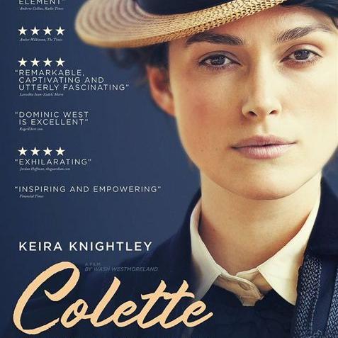 Keira Knightley e os escândalos deColette