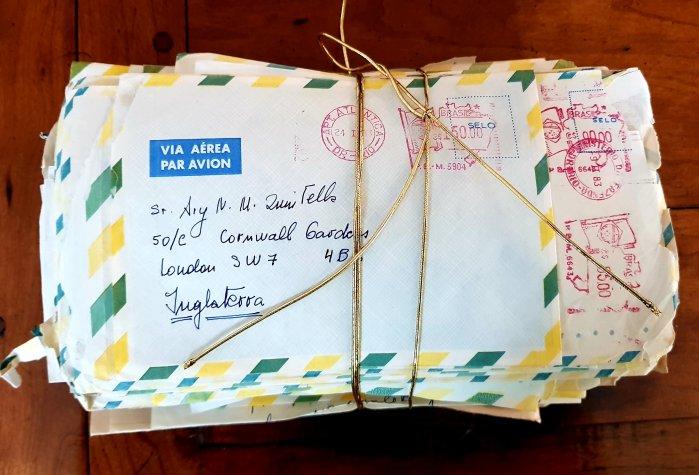 Cartas Ary Quintella