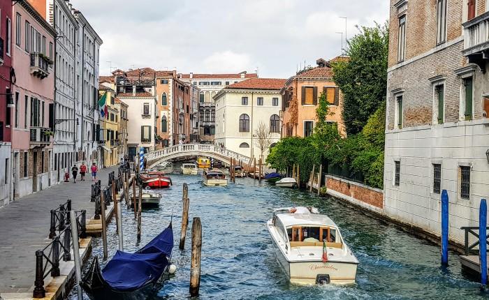 Desprezo em Veneza