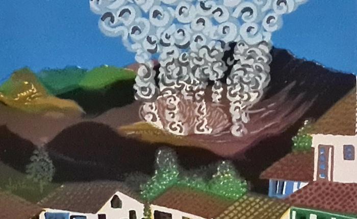O Vulcão